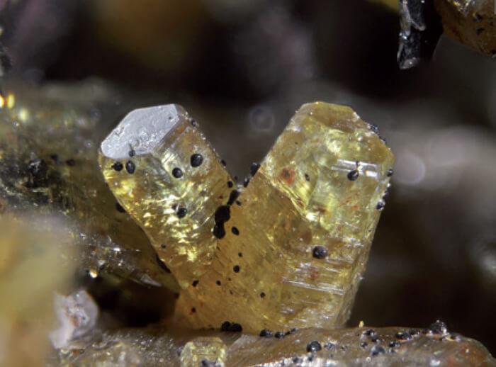 Begehrte Rohstoffe im Binntal