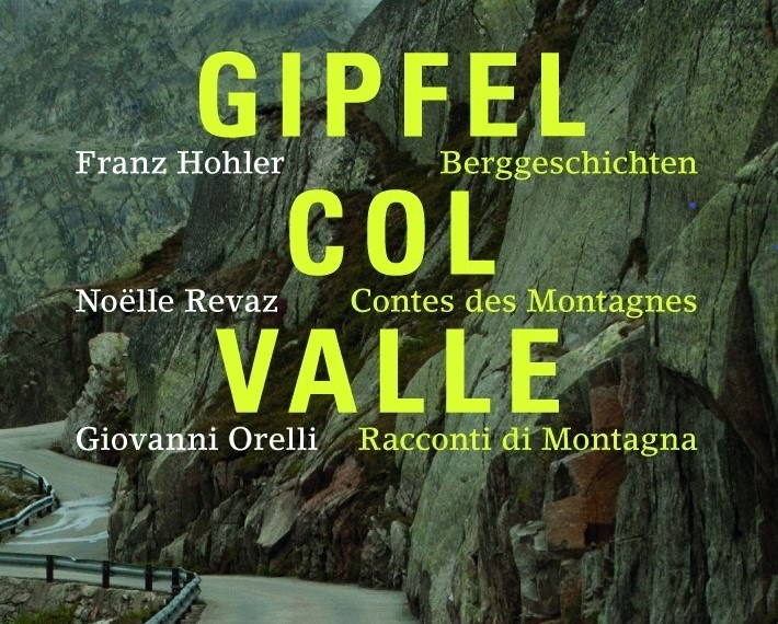 Gipfel – Col – Valle